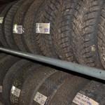 Použité pneu všech rozměrů