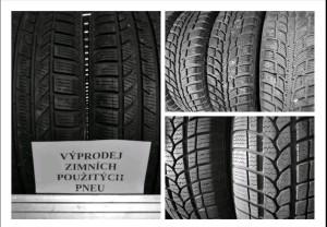 výprodej pneu